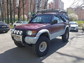 Краснодар Pajero 1992