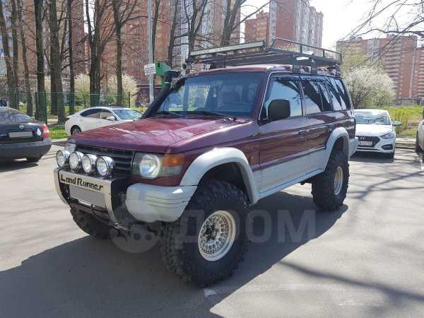 Mitsubishi Pajero, 1992 год, 650 000 руб.