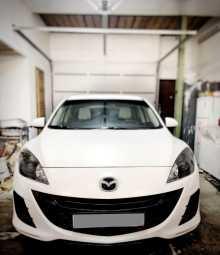 Ноябрьск Mazda3 2011