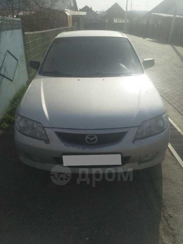 Mazda 323, 2002 год, 60 000 руб.