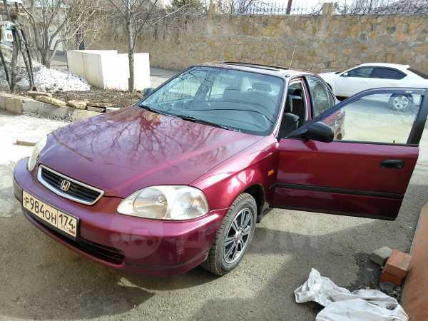 Honda Civic, 1997 год, 137 000 руб.