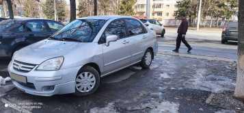 Уфа Liana 2006