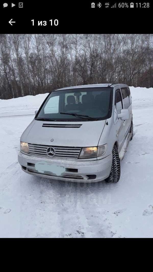 Mercedes-Benz Vito, 2000 год, 230 000 руб.