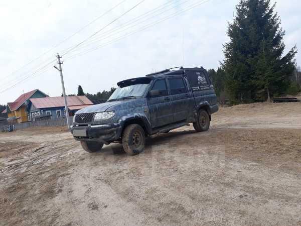 УАЗ Патриот, 2010 год, 278 000 руб.