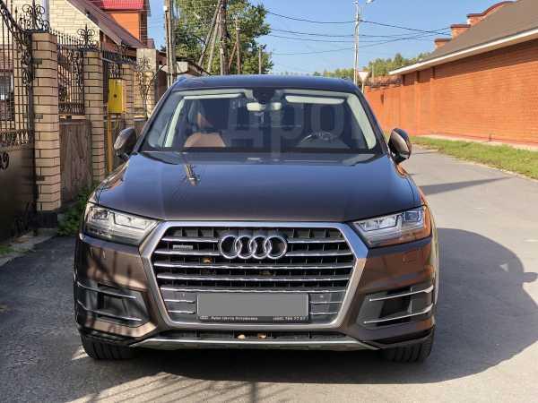 Audi Q7, 2016 год, 3 295 000 руб.