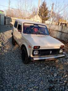 Владивосток 4x4 2121 Нива 1989