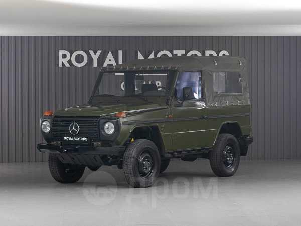 Mercedes-Benz G-Class, 1984 год, 1 800 000 руб.