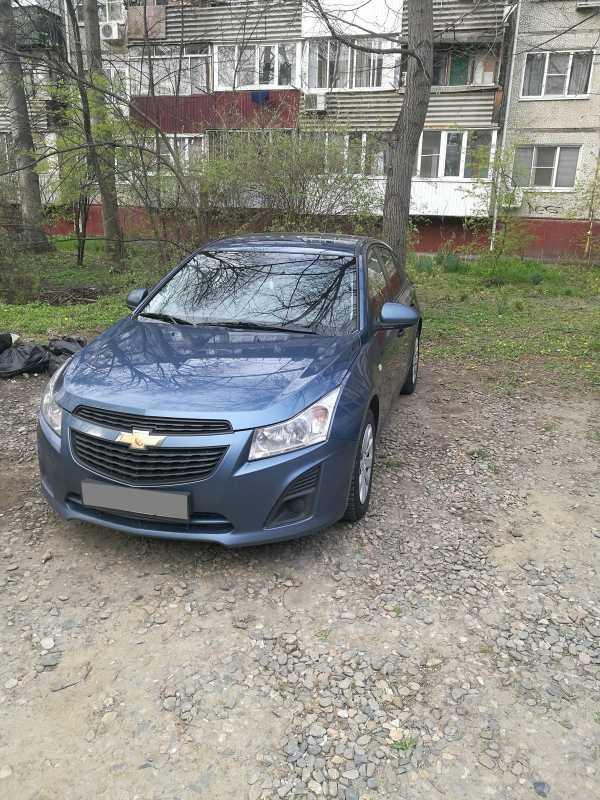 Chevrolet Cruze, 2013 год, 446 000 руб.