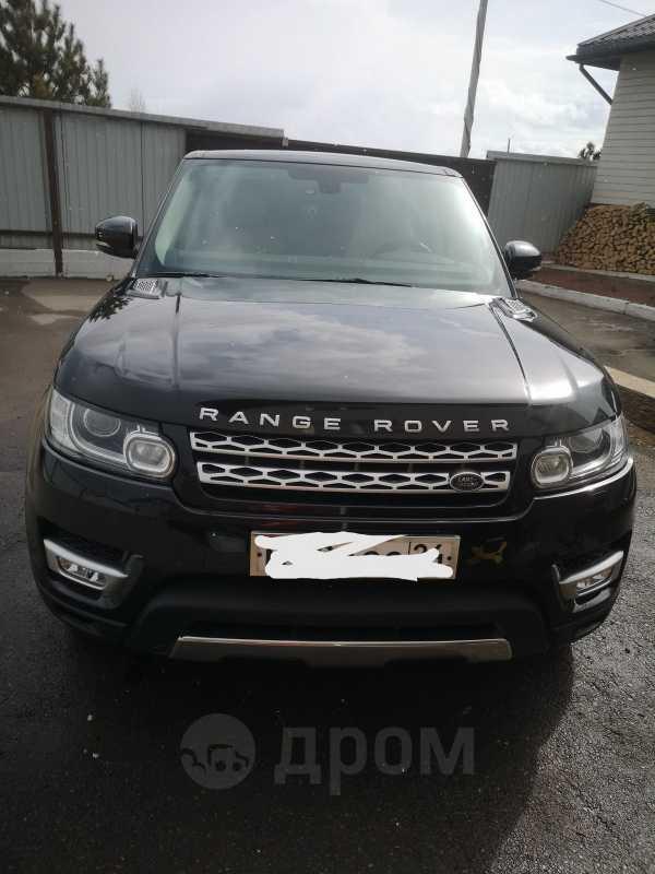 Land Rover Range Rover Sport, 2015 год, 2 700 000 руб.