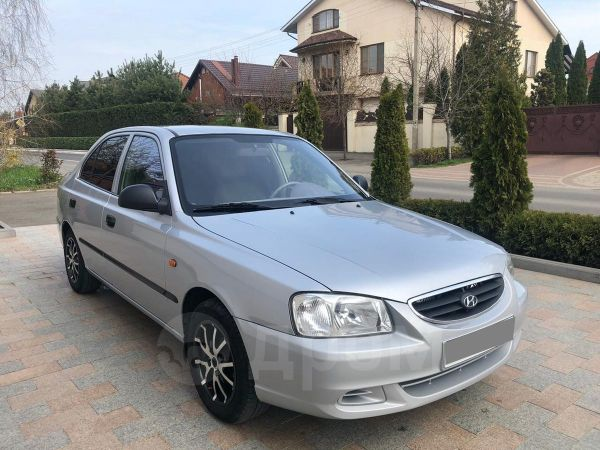 Hyundai Accent, 2007 год, 267 000 руб.