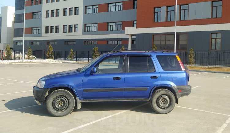 Honda CR-V, 1999 год, 375 000 руб.