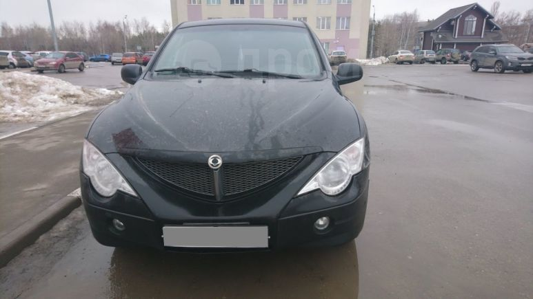 SsangYong Actyon Sports, 2010 год, 430 000 руб.
