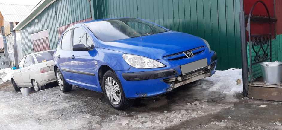 Peugeot 307, 2002 год, 120 000 руб.