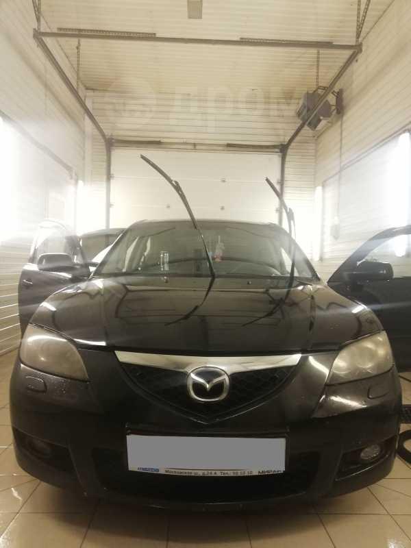 Mazda Mazda3, 2006 год, 299 000 руб.