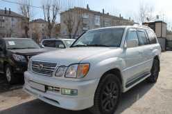 Тюмень LX470 2005