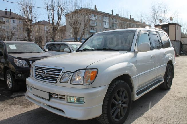 Lexus LX470, 2005 год, 1 249 000 руб.