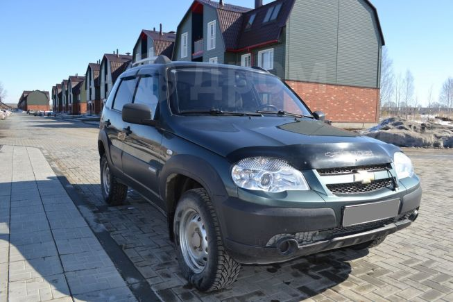 Chevrolet Niva, 2013 год, 333 000 руб.