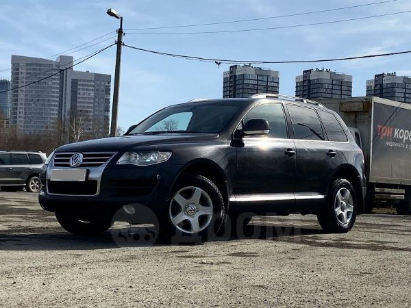 Volkswagen Touareg, 2008 год, 819 000 руб.