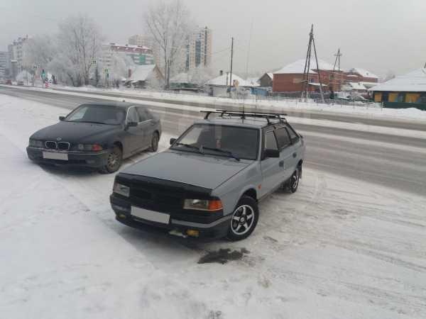 Москвич 2141, 1995 год, 67 000 руб.