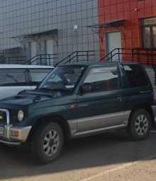 Белогорск Pajero Mini 1995