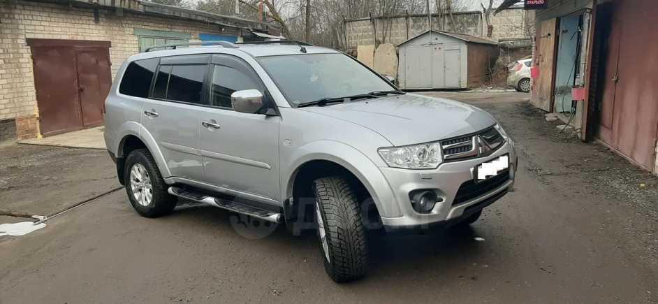 Mitsubishi Pajero Sport, 2014 год, 1 150 000 руб.
