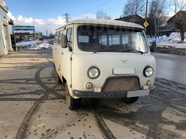 УАЗ Буханка, 2001 год, 125 000 руб.
