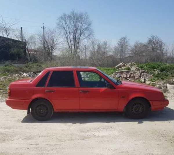 Volvo 460, 1993 год, 80 000 руб.