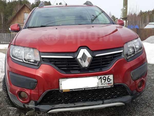 Renault Sandero Stepway, 2018 год, 585 000 руб.