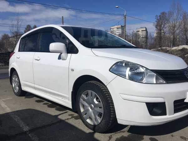 Nissan Tiida, 2013 год, 499 000 руб.
