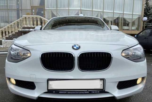 BMW 1-Series, 2013 год, 845 000 руб.