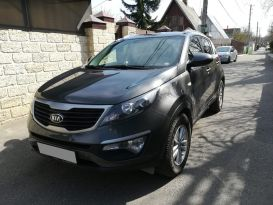 Ставрополь Sportage 2012