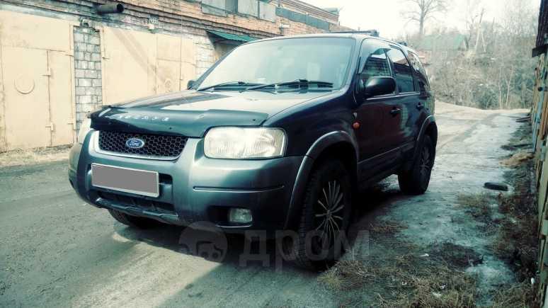 Ford Escape, 2002 год, 360 000 руб.