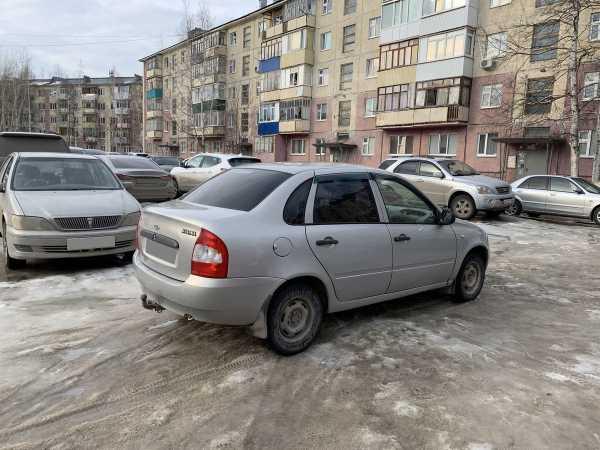 Лада Калина, 2008 год, 81 000 руб.