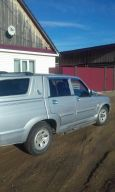 SsangYong Musso Sports, 2006 год, 550 000 руб.