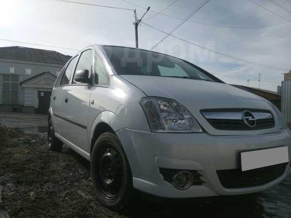 Opel Meriva, 2009 год, 265 000 руб.