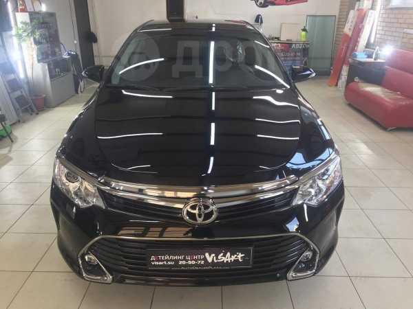 Toyota Camry, 2018 год, 1 250 000 руб.