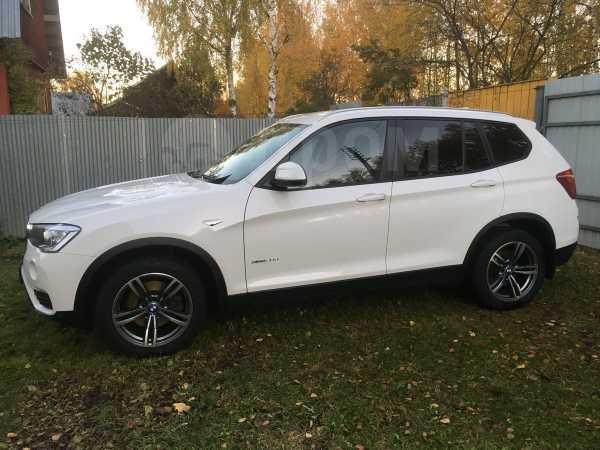 BMW X3, 2015 год, 1 790 000 руб.