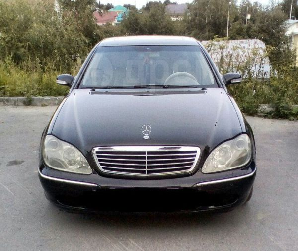 Mercedes-Benz S-Class, 2003 год, 400 000 руб.