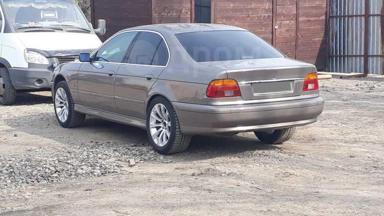 BMW 5-Series, 2002 год, 299 999 руб.