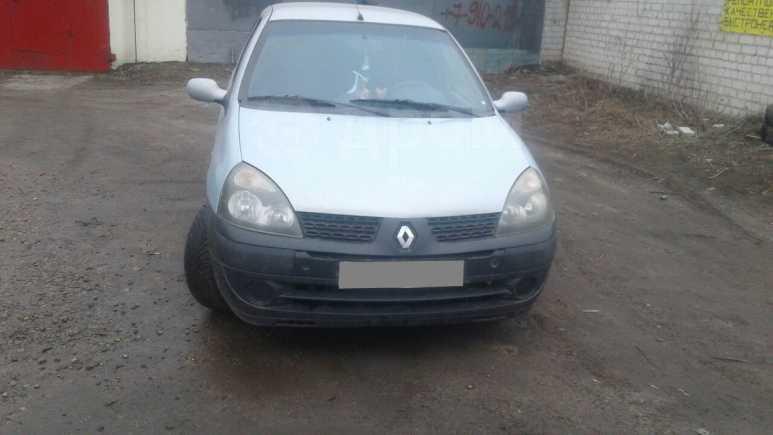 Renault Symbol, 2002 год, 160 000 руб.