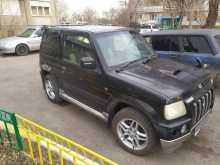 Красноярск Pajero Mini 1999