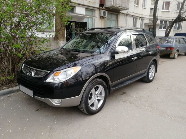 Hyundai Veracruz, 2009 год, 1 000 000 руб.