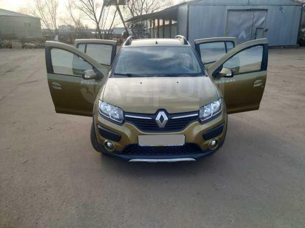 Renault Sandero, 2016 год, 580 000 руб.