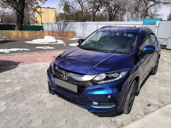 Honda Vezel, 2014 год, 1 195 000 руб.