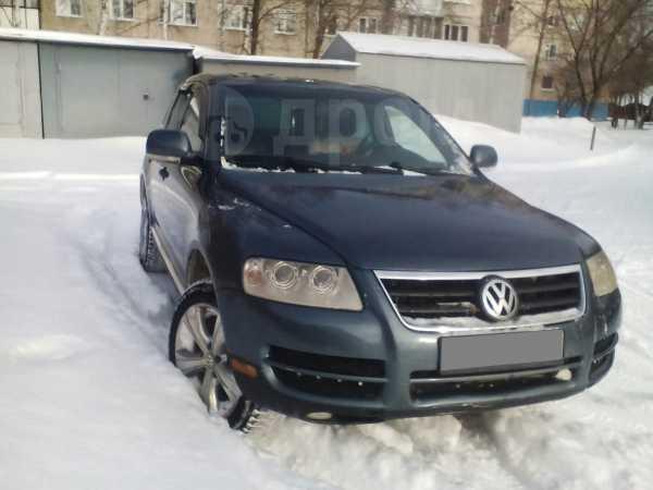 Volkswagen Touareg, 2003 год, 350 000 руб.
