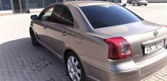 Уфа Avensis 2006