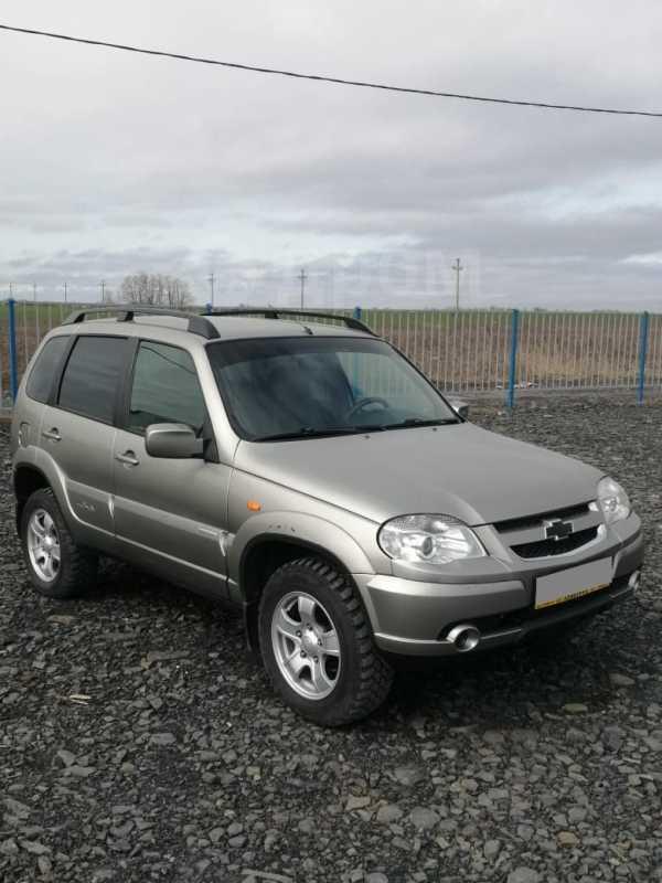 Chevrolet Niva, 2009 год, 289 000 руб.