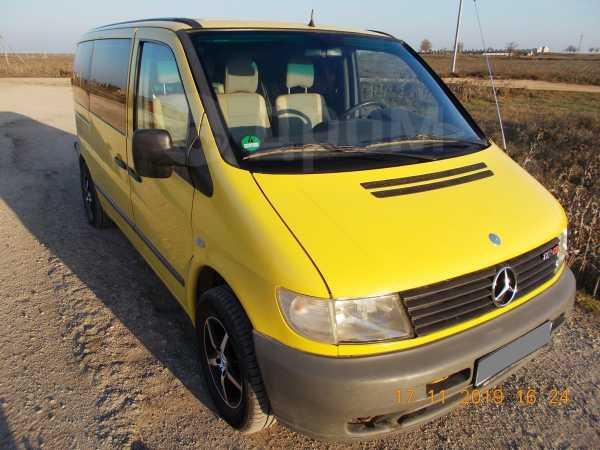 Mercedes-Benz Vito, 2003 год, 530 000 руб.