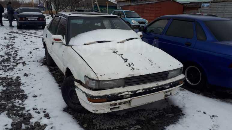 Toyota Sprinter, 1988 год, 22 000 руб.