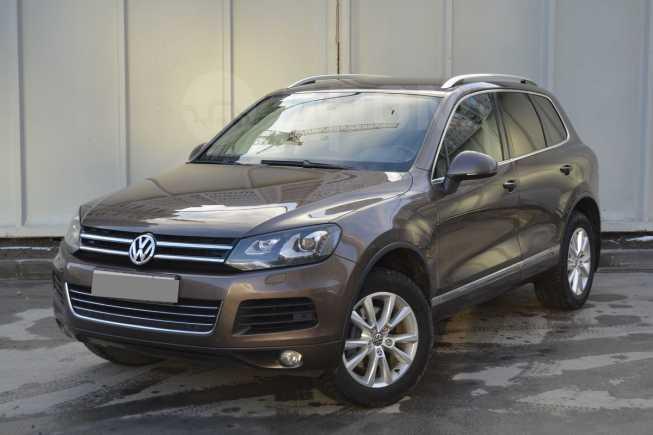 Volkswagen Touareg, 2012 год, 1 450 000 руб.
